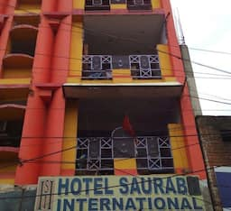 Hotel Sourabh International, Deoghar