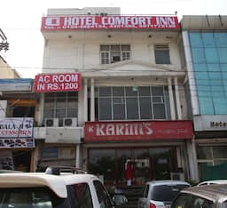Hotel Comfort Inn, Gurgaon