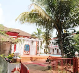 Hotel Anjuna Beach Resort