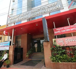 Hotel Chetan International, Bangalore
