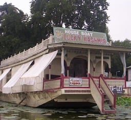 Hotel New Lucky Kashmir Houseboats