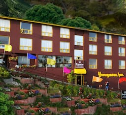 Hotel Honeymoon Inn Mussoorie
