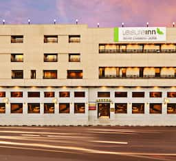 Hotel Leisure Inn Grand Chanakya