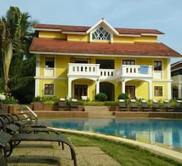 Hotel Golden Sands Apartments
