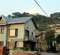 Hotel Kasauli Residency, Kasauli