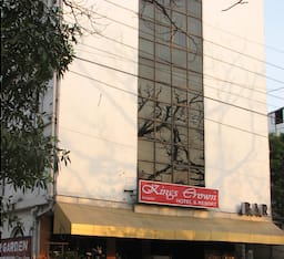 Hotel Kings Crown - V.I.P Road