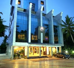 Hotel White Gate Residency