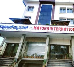 Hotel Mayura International, Hassan