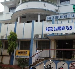 Hotel Diamond Plaza, Rajgir