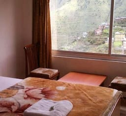 Hotel Bharmour View, Bharmour