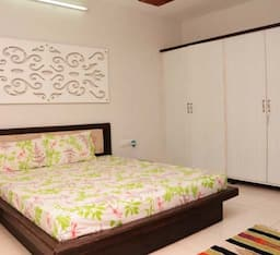 Hotel STAYMATRIX Service Apartment @ Prahalad Nagar(778)