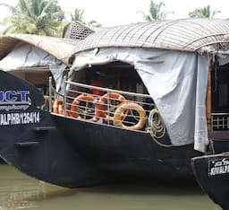 Hotel JCT House Boat