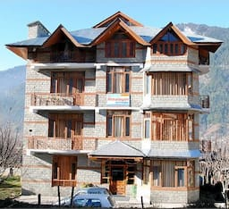 Hotel Himalayan Cottages