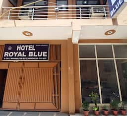 Airport Hotel Royal Blue, New Delhi