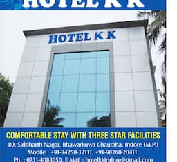 Hotel K K Service Apartment 1