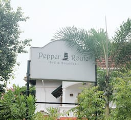 Hotel Pepper Route By Abad