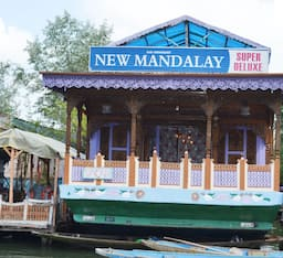 Hotel New Mandalay Houseboat