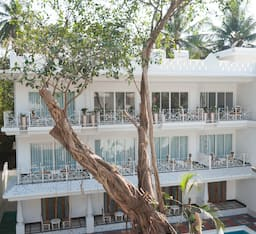 Pirache Art Hotel, Goa
