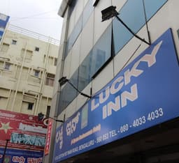 Hotel Lucky Inn, Bangalore