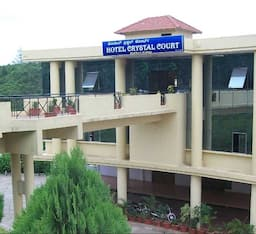 Hotel Crystal Court, Coorg