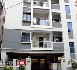 Hotel Skyla Serviced Apartments Srinagar Colony