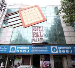 Hotel Pal Palace, New Delhi