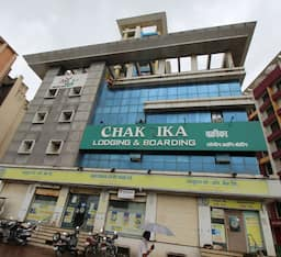 Hotel Chakrika Lodging
