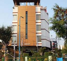 Hotel Somdeep Palace, Indore