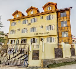 Hotel The Pride Inn