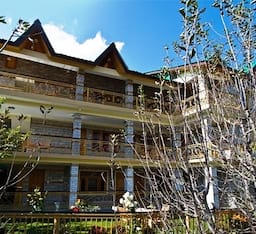 Hotel Golden Apple Cottage