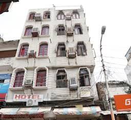 Hotel Temple View, Jammu