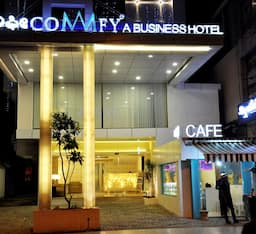 Comfy Business Hotel, Bangalore