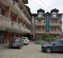 Hotel City Plaza, Srinagar