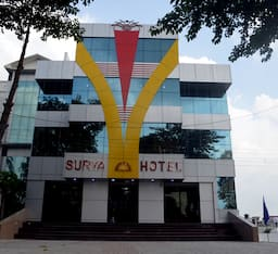 Surya Continental Hotel, Lucknow