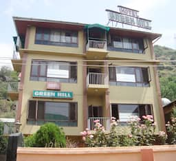 Hotel Green Hill, Srinagar