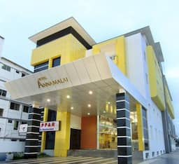 Hotel Annamalai International, Madurai