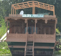 Hotel House Boat Golden Privilege