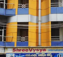 Hotel Shree Vysya International
