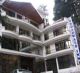 Hotel Broadways Inn Manali