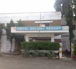 Hotel Holiday Resort, Wardha