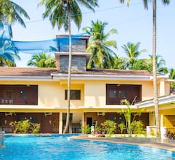 Hotel Sol Beso Beach Retreat - Mandrem