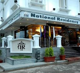 Hotel National residency MYSORE