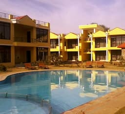 Hotel Sariska - Tiger Heaven A Sterling Holiday Resort