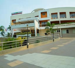 Hotel Geethu International, Poovar