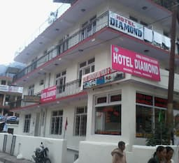 Hotel Diamond, Manali