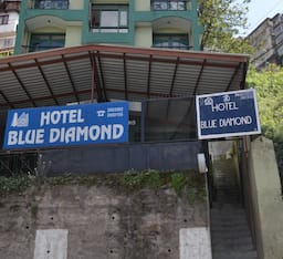 Hotel Blue Diamond, Shimla