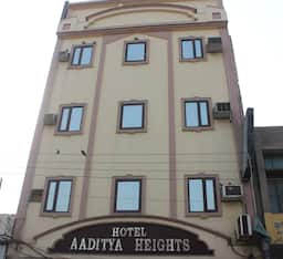 Hotel Aaditya Heights, Amritsar