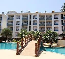 Hotel Excelsior Holiday Homes Colva