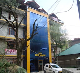 Hotel The Moon, Manali