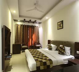 Hotel TG Rooms Jacaranda Marg